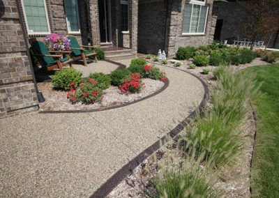 Exposed Aggregate Patio and Walkway Companies near me
